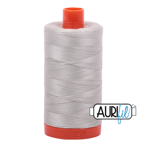 Aurifil 50wt Thread - Moonshine 6724