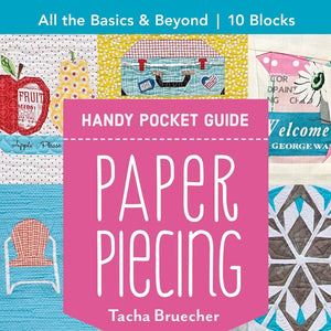 Handy Pocket Guide: Paper Piercing by Tacha Bruecher