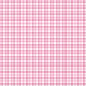Love Letters Pink Gingham quilt fabric by Lindsay Wilkes for Riley Blake Designs