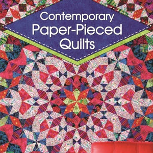 Contemporary Paper-Pieced Quilts by Jeannie Jenkins