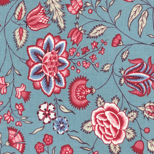 Dutch Heritage Surat Blue