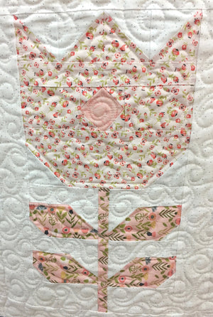 Poppie Cotton Flower Market Quilt Pattern