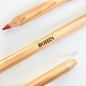 Bohin Bi-Colour Chalk Pencil