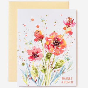 Greeting Card - Thank you