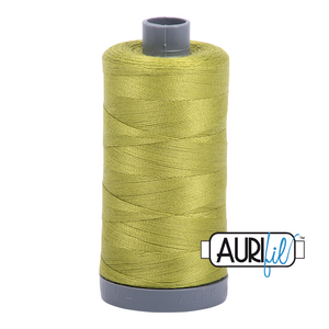 Aurifil 28wt Thread - Light Leef Green 1147