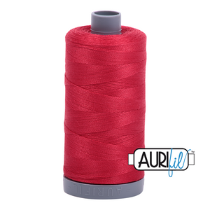 Aurifil 28wt Thread - Red 2250