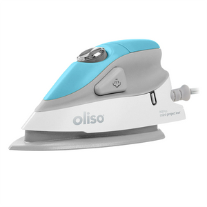 Oliso Mini Tutquoise Project Iron