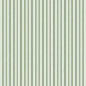 Dream Cottage Candy Stripe Moss
