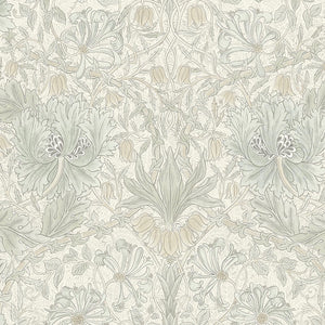 Morris & Co Mineral Pure Honeysuckle & Tulip Ivory