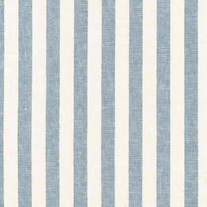 Essex Yarn Dyed Classic Woven Stripe Chambray