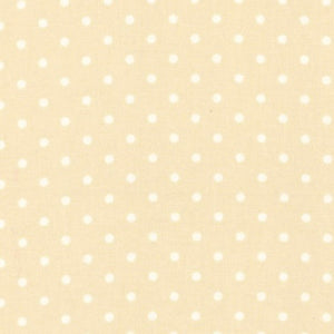 Durham Quilt Collection Dots on Cream