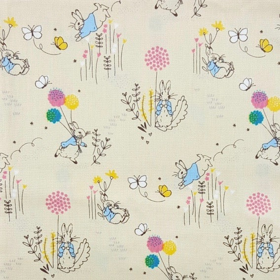 Cream Dandelion Peter Rabbit Spring Classic