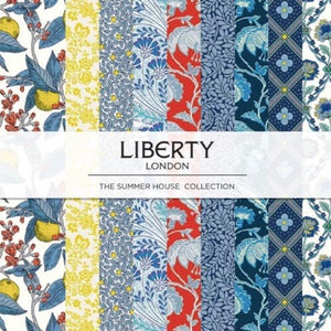 Liberty of London Summer House Cambridge Fern Blue