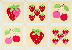 Sunrise Studio Berries Panel