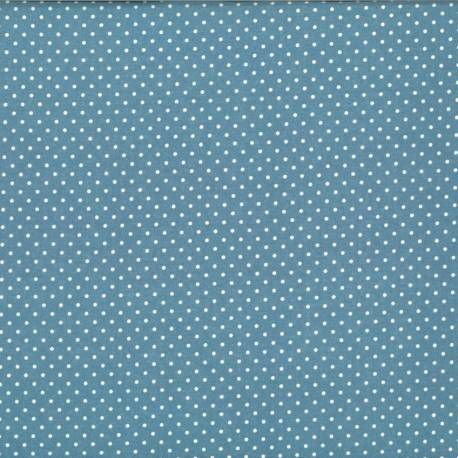 Lecien Dots on Sea Blue