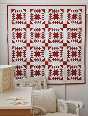 Red & White Quilts