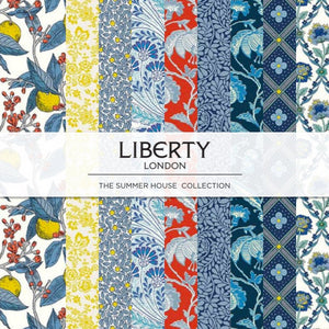 Liberty of London Summer House Victoria Floral Navy