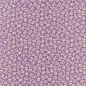 Puzzle Pieces Purple Parchment
