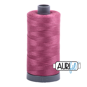 Aurifil 28wt Thread - Rose 2450