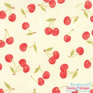 Quilt Fabric - Farmhouse Cherries