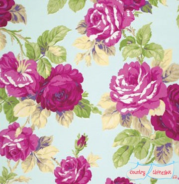 Quilt Fabric - Isabelle Opal