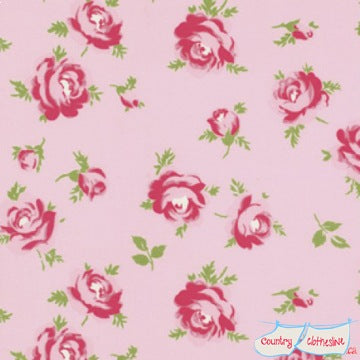 Quilt Fabric - Little Roses