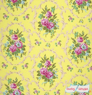Quilt Fabric - Melody Azul