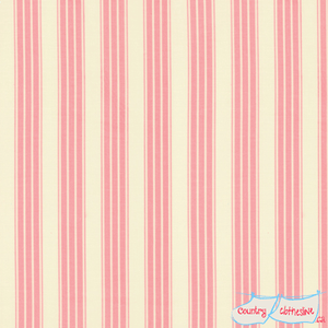 Quilt Fabric - Pirouette Vintage Ticking