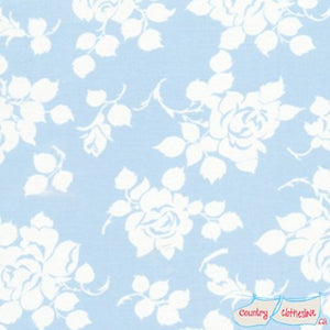 Quilt Fabric - Rosie Blue