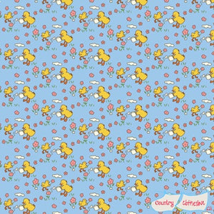 Quilt Fabric - Toy Chest Baby Chicks