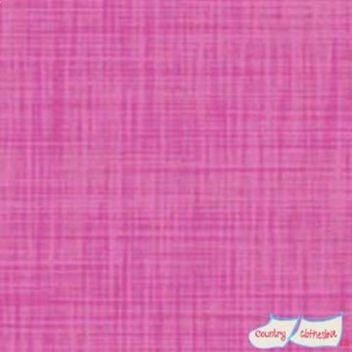 Color Weave Pink Fabric by P&B Textiles