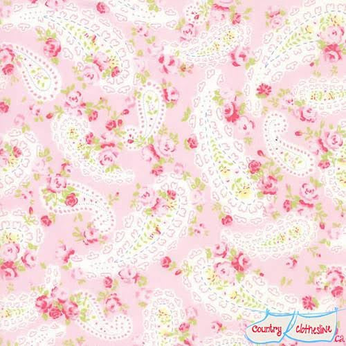 Guernsey Bloom Dawsey Paisley