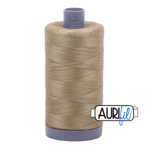 Aurifil 28wt Thread - Stone 2324