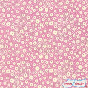Tokyo Milk Pink Floral Reef fabric by Freespirit