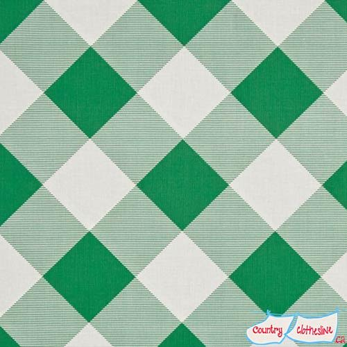 Modernist Pure Plaid Emerald by Joel Dewberry for Freespirit