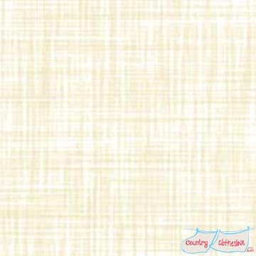 Color Weave Ivory Fabric by P&B Textiles