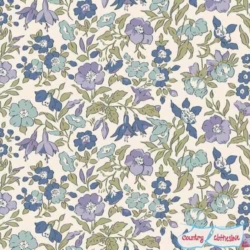 Liberty of London Mamie Lasenby Cotton