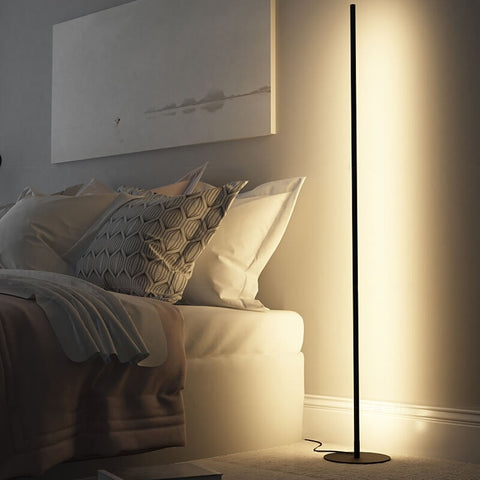 Modern Minimalist LED Floor Lamp Nordic Standing Lamps