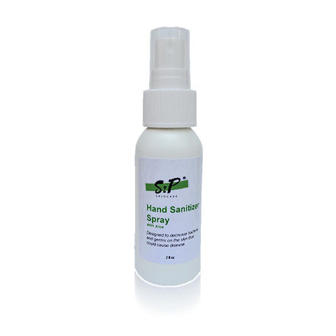 Hand Sanitizer Spray 2 oz