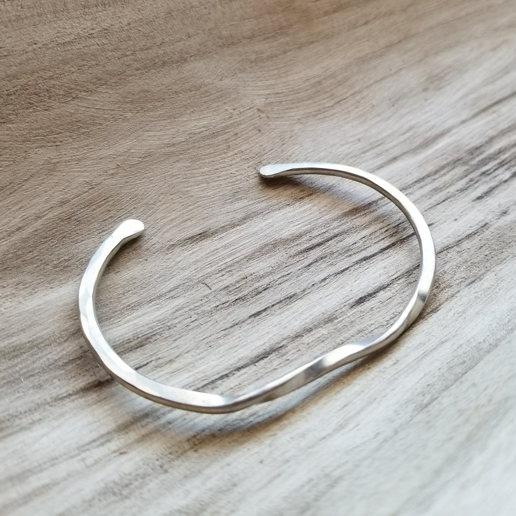'Pure' Bracelet in Sterling Silver