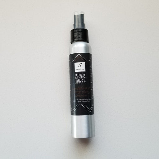 Servello Room + Body Spray (Sandalwood + Ylang Ylang)