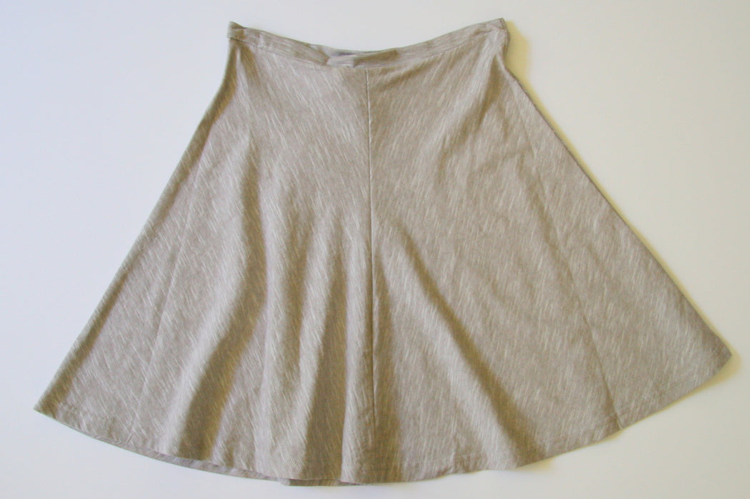 Full Skirt in Chai