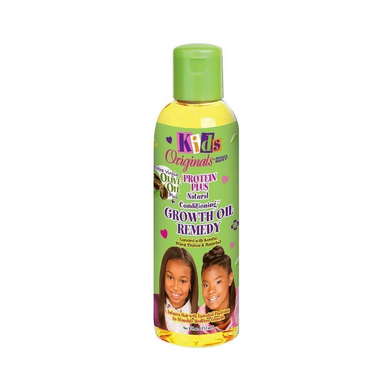 Africa's Best Kids Originals Protein Plus Natural Conditioning Growth Oil Remedy 8oz