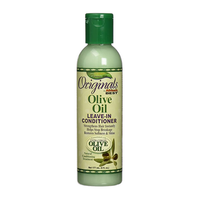 Africa's Best Organics Olive Oil Leave-in Conditioner 6oz