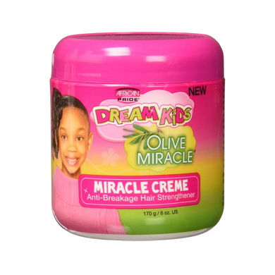 African Pride Dream Kids Olive Miracle Creme 6oz