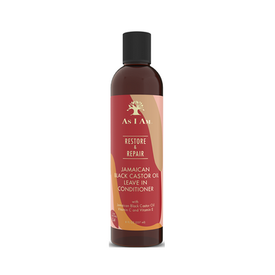 As I Am JBCO Leave-In Conditioner 8oz