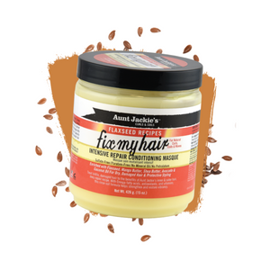 Aunt Jackie's Fix My Hair Intensive Repair Conditioning Masque 15oz