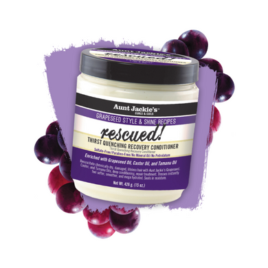 Aunt Jackie's Grapeseed Rescued Conditioner 15oz