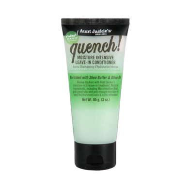 Aunt Jackie's Quench Moisture Intensive Leave-in Conditioner 3oz