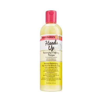 Aunt Jackies Girls - Heads Up Moisturizing & Softening Shampoo